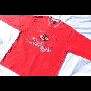Vintage Kansas City Chiefs Long Sleeve Shirt